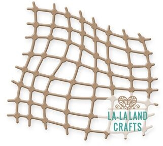 La-La Land Crafts FISHING NET Die Set 8399