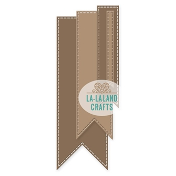 La-La Land Crafts LONG FLAG Dies 8393