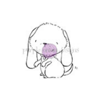Purple Onion Designs WAGS Cling Stamp pod1021
