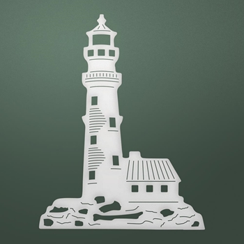 Couture Creations MINI LIGHTHOUSE Die Seaside co726164
