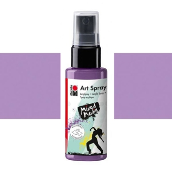 Marabu LAVENDER Acrylic Art Spray 12099005007
