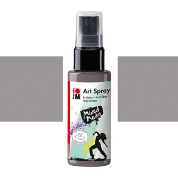Marabu GREY Acrylic Art Spray 12099005078
