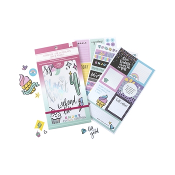 American Crafts COLOR MAGIC Planner Sticker Book 92963