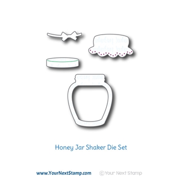 Your Next Die HONEY JAR SHAKER ynsd767