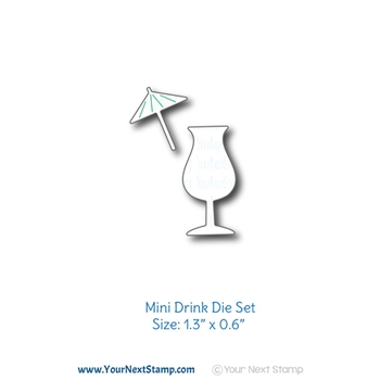 Your Next Die MINI DRINK ynsd768