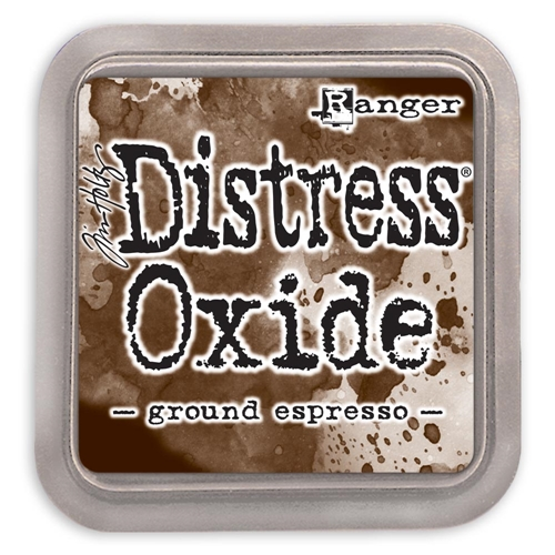 Tim Holtz Distress Oxide Ink Pad GROUND ESPRESSO Ranger tdo56010 Preview Image