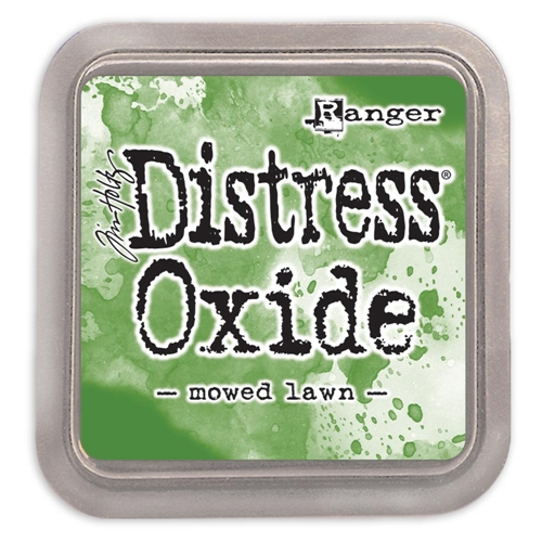 Tim Holtz Distress Oxide Ink Pad Mowed Lawn