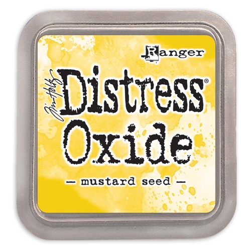 Tim Holtz Distress Oxide Ink Pad MUSTARD SEED Ranger tdo56089 Preview Image
