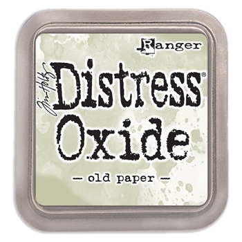 Tim Holtz Distress Oxide Ink Pad OLD PAPER Ranger tdo56096
