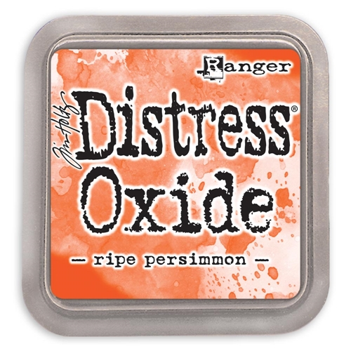 Tim Holtz Distress Oxide Ink Pad RIPE PERSIMMON Ranger tdo56157 Preview Image