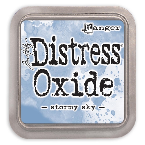 Tim Holtz Distress Oxide Ink Pad STORMY SKY Ranger tdo56256 Preview Image