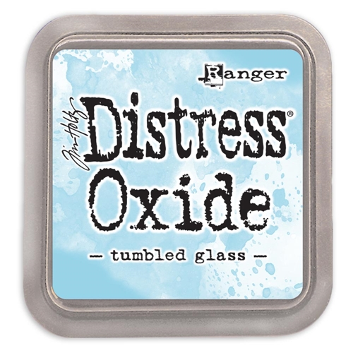 Tim Holtz Distress Oxide Ink Pad TUMBLED GLASS Ranger tdo56287 Preview Image