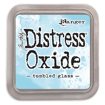 RESERVE Tim Holtz Distress Oxide Ink Pad TUMBLED GLASS Ranger tdo56287