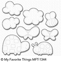 My Favorite Things LOVE BUGS Die-Namics MFT1344
