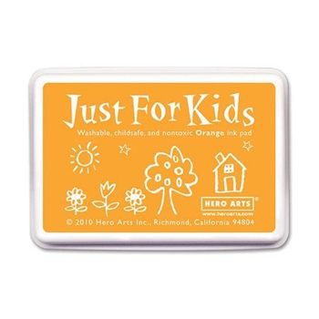 Hero Arts Just for Kids ORANGE Ink Pad CS110
