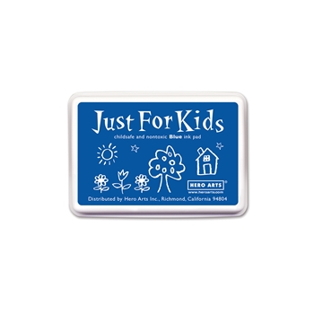 Hero Arts Just for Kids BLUE Ink Pad CS101