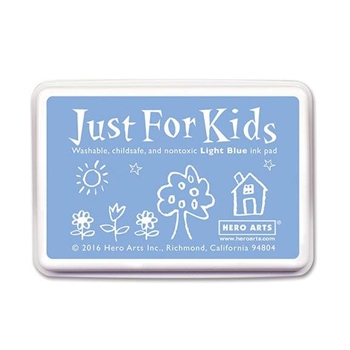 Hero Arts Just for Kids BABY BLUE Ink Pad CS119