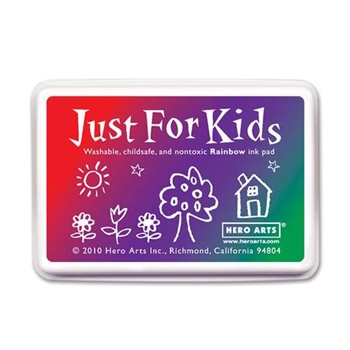Hero Arts Just for Kids RAINBOW Ink Pad CS108