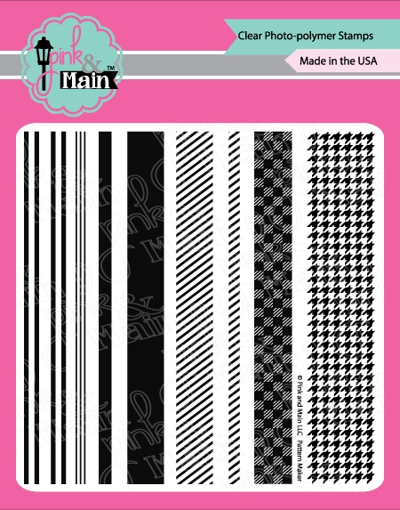 Pink and Main PATTERN MAKER Clear Stamp PM0292 zoom image