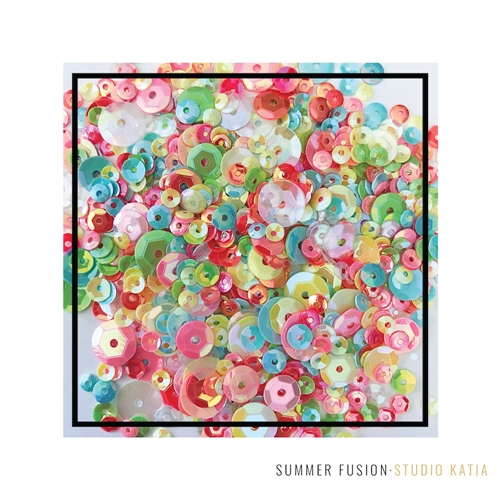 Studio Katia Summer Fusion Sequin Mix