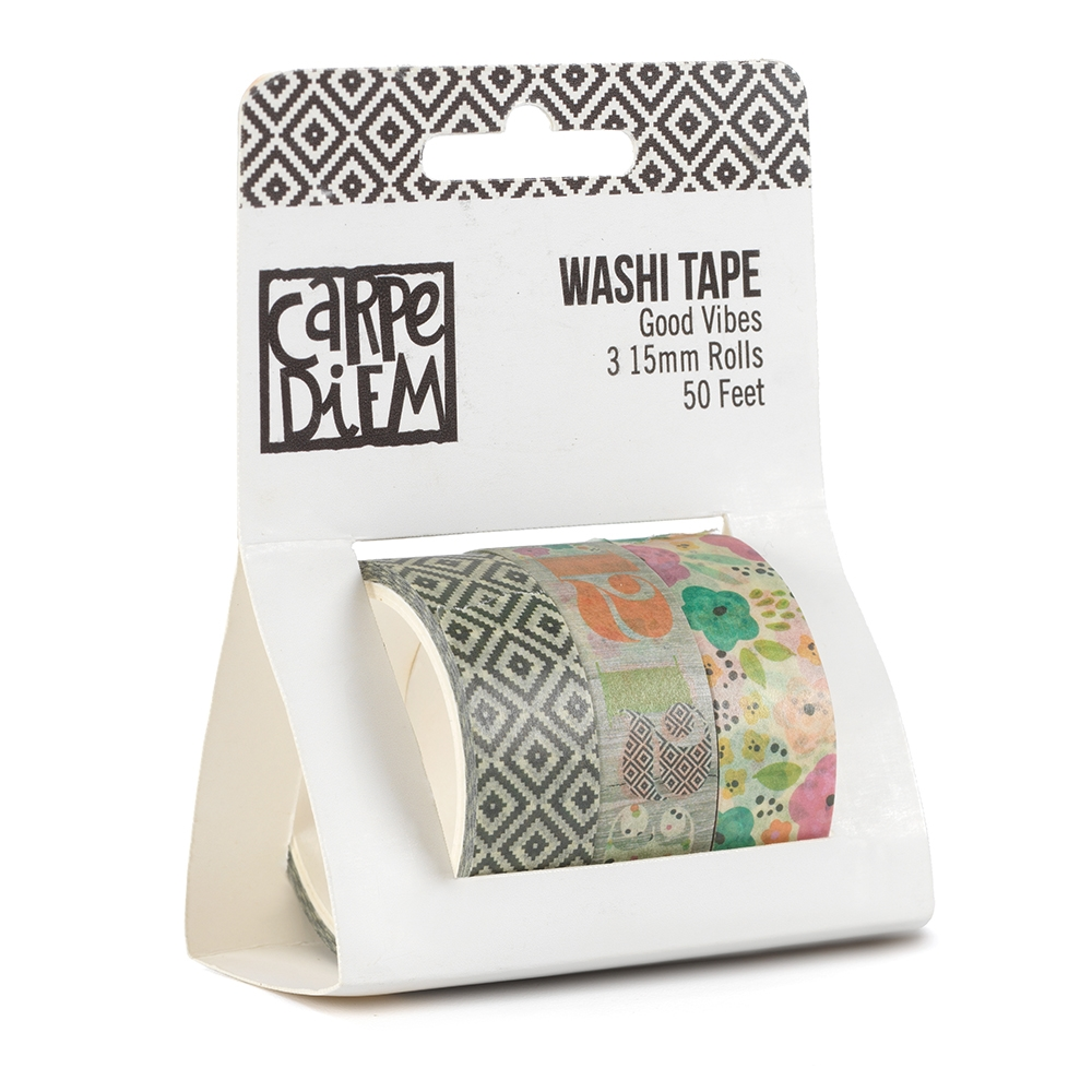 Simple Stories GOOD VIBES Washi Tape 10265 zoom image