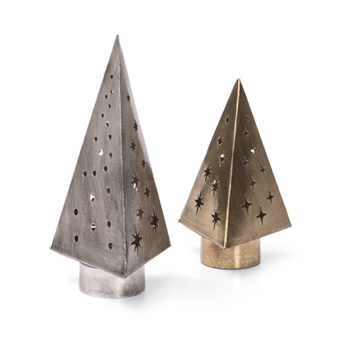 Tim Holtz Sizzix TREE LIGHT Thinlits Die 663107 Preview Image
