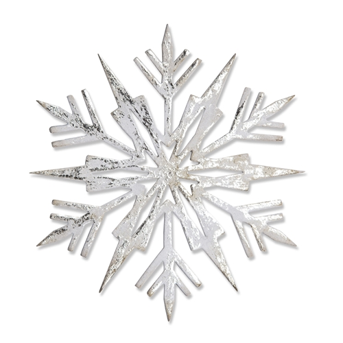 Tim Holtz Sizzix ICE FLAKE Thinlits Die 663109 Preview Image