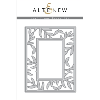 Altenew LEAF FRAME COVER Dies ALT2432