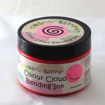Cosmic Shimmer LUSH PINK COLOR CLOUD Blending Ink cscc67