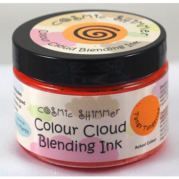 Cosmic Shimmer TANGY TANGERINE COLOR CLOUD Blending Ink cscc69