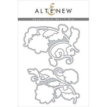Altenew NEEDLEWORK MOTIF Dies ALT2428