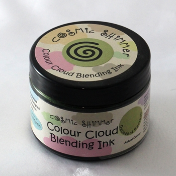 Cosmic Shimmer DECADENT BAMBOO COLOR CLOUD Blending Ink cscc18