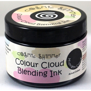 Cosmic Shimmer MIDNIGHT CLOUD COLOR CLOUD Blending Ink cscc65