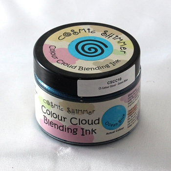 Cosmic Shimmer OCEAN BLUE COLOR CLOUD Blending Ink cscc10