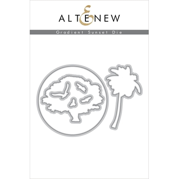 Altenew GRADIENT SUNSET Dies ALT2423
