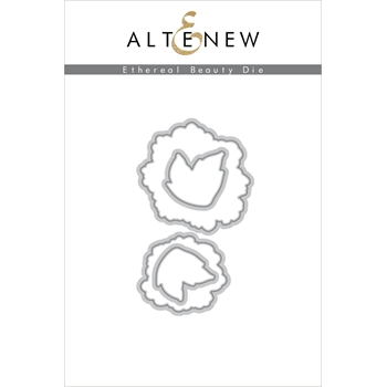 Altenew ETHEREAL BEAUTY FLORAL Dies ALT2419