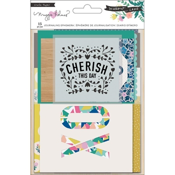 Crate Paper WILLOW LANE Journaling Ephemera 344477