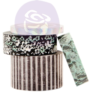 Prima Marketing FLIRTY FLEUR Decorative Tape 597597