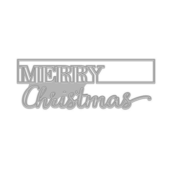 Hero Arts Fancy Dies CUT OUT CHRISTMAS DI536