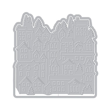 Hero Arts Fancy Paper Layering Dies NEIGHBORHOOD DI535