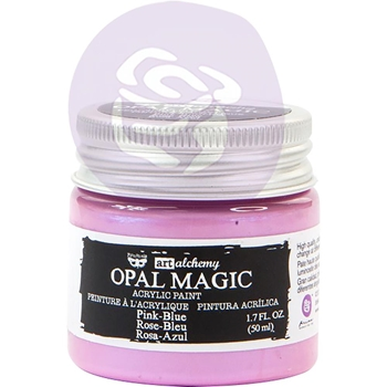 Prima Marketing OPAL MAGIC PINK BLUE Art Alchemy Acrylic Paint 966065