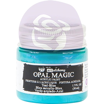 Prima Marketing OPAL MAGIC TEAL BLUE Art Alchemy Acrylic Paint 966102