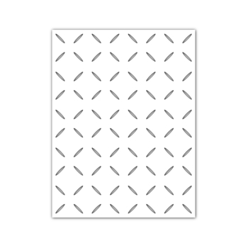 Simon Says Stamp DIAMOND PATTERN Wafer Dies sssd111853 Friendly Frolic