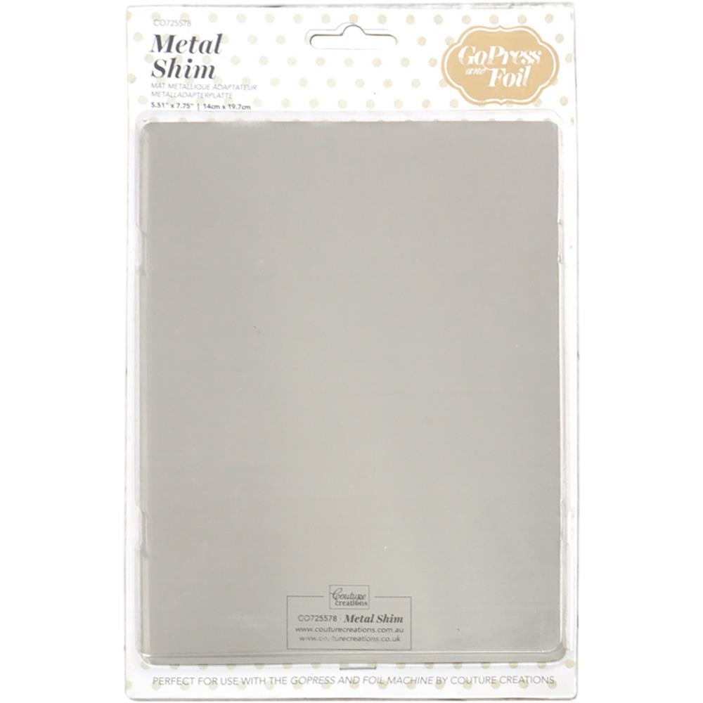 Couture Creations METAL ADAPTER MAT GoPress and Foil Me co725578 zoom image