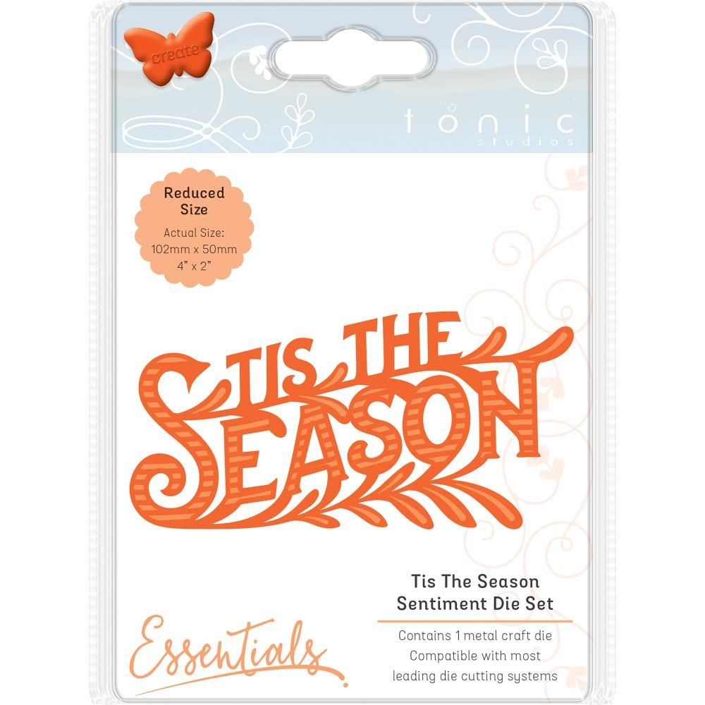 Tonic TIS THE SEASON Essentials Die Set 2164e zoom image