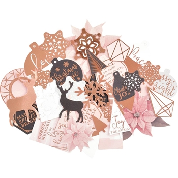 Kaisercraft SPARKLE Collectables Die Cut Shapes CT943