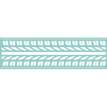 Kaisercraft TEXTURE TREAD Decorative DIY Cut Die DD3303