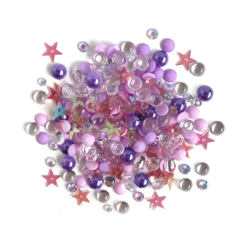 Buttons Galore and More Sparkletz JELLY FISH Embellishments SPK108
