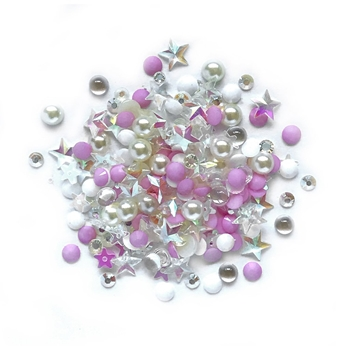 Buttons Galore and More Sparkletz BAREFOOT BEACH Embellishments SPK101