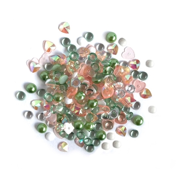 Buttons Galore and More Sparkletz CACTUS Embellishments SPK102
